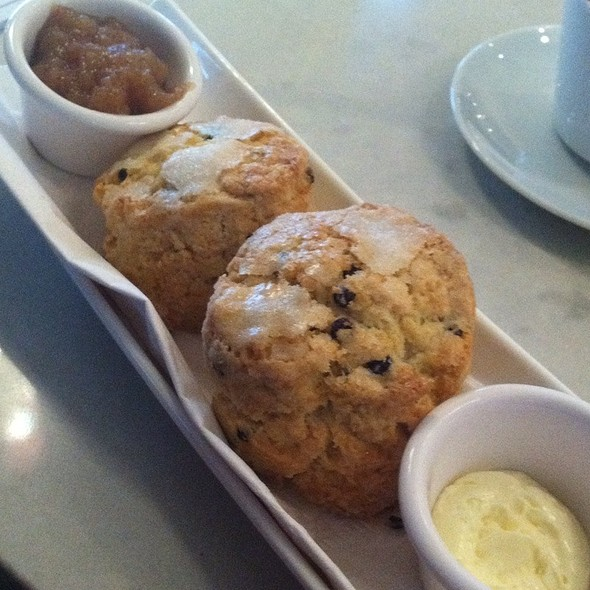 Scones - Mildred's Temple Kitchen, Toronto, ON