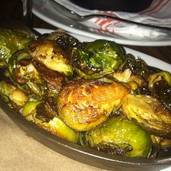 Roasted brussels sprouts - Resto, New York, NY