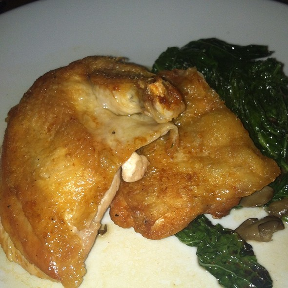 Roast Chicken - Resto, New York, NY
