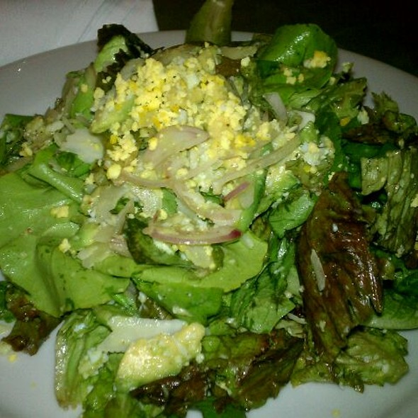 Market Salad - The Hungry Cat - Hollywood, Hollywood, CA
