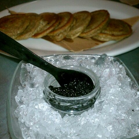 Caviar - The Hungry Cat - Hollywood, Hollywood, CA