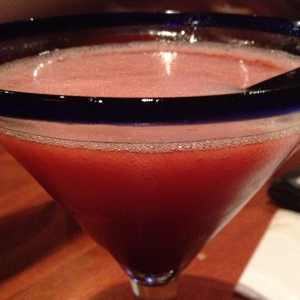 Raspberry Margarita - Zocalo Cleveland, Cleveland, OH