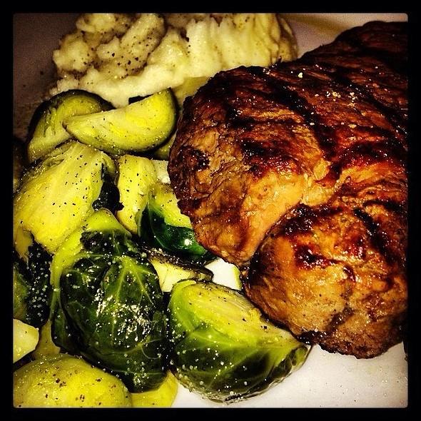 New York Strip Steak - Scarlet Oak Tavern, Hingham, MA