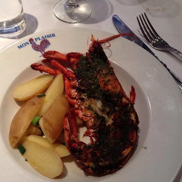 Half lobster - Mon Plaisir, London