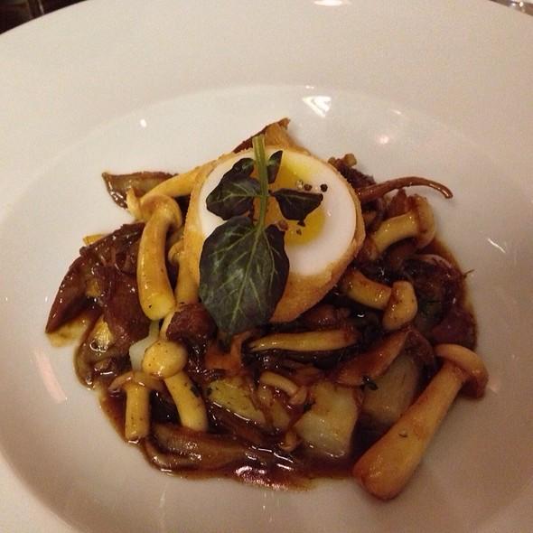 Crispy Duck Egg - Café Boulud, Toronto, ON