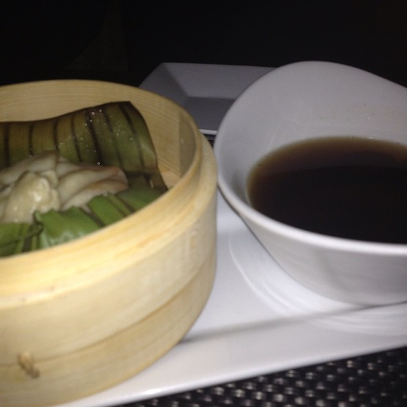 Baozi With Lamb And Mushroom - Taste Restaurant @ Casa Cupula, Puerto Vallarta, JAL