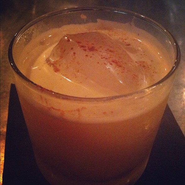 Ginger Lemon Drink - Brooklynite, San Antonio, TX