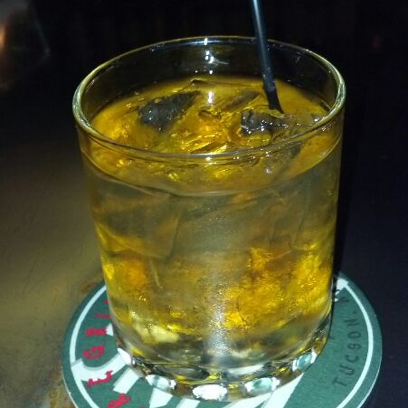 Basil Hayden Bourbon - Kingfisher Bar & Grill, Tucson, AZ