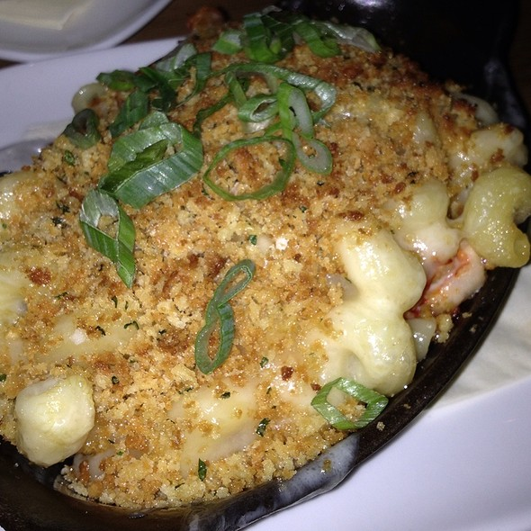Lobster Mac 'N Cheese - Beauty & Essex- New York, New York, NY