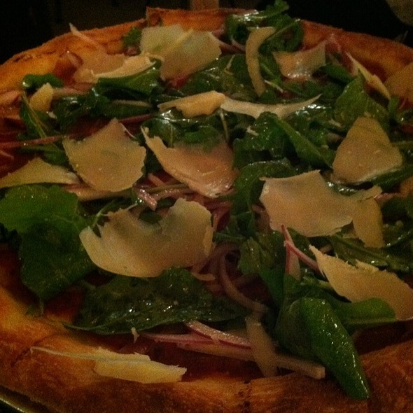 Procuitto Arugala Pizza - Gioia Pizzeria, San Francisco, CA