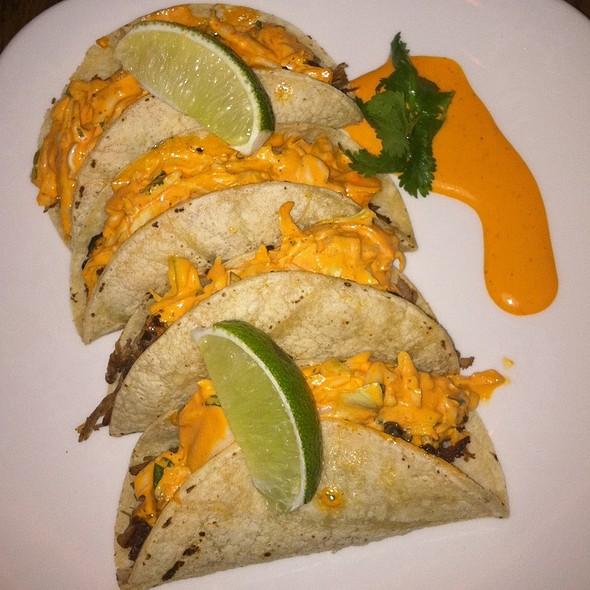 Pork Tacos - Vino Volo - Bethesda, Bethesda, MD