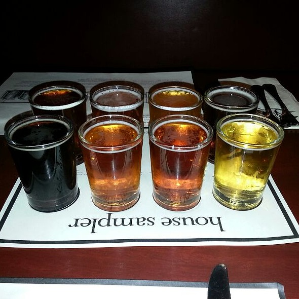 Beer Sampler - Iron Hill Brewery - Lancaster, Lancaster, PA
