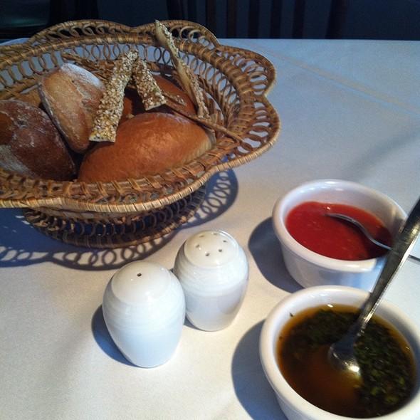 Pan y Salsas - La Posta Argentina, México, CDMX