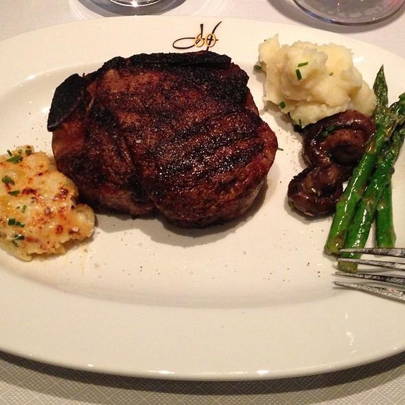Bone-In Tenderloin Steak - Harbour Sixty, Toronto, ON