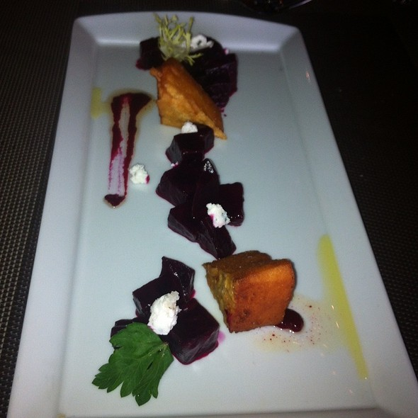 Beet Salad - The Restaurant at Hotel Wailea, Wailea, HI
