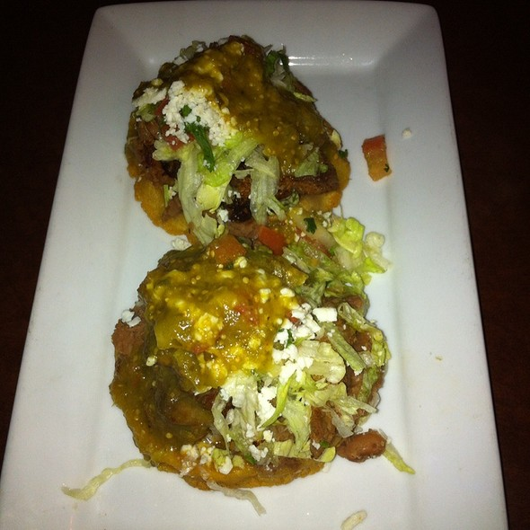 Grilled Steak Sopes - Asada, Laguna Beach, CA