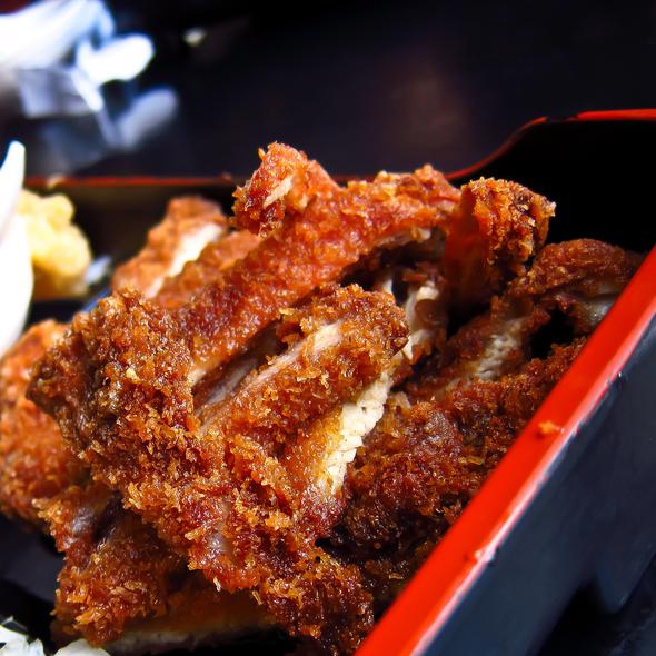 Chicken Katsu - Nama, San Francisco, CA