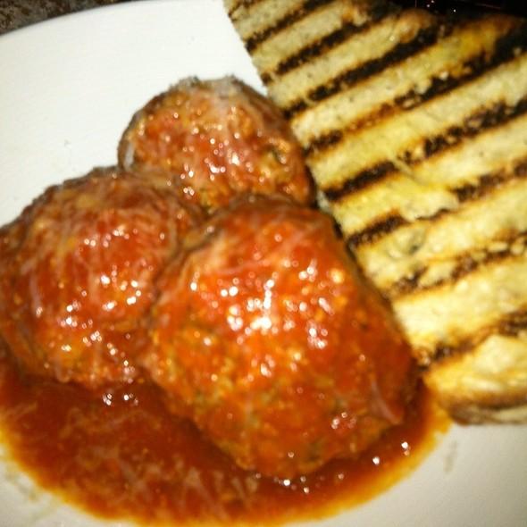 house-made meatballs - Dante, Omaha, NE