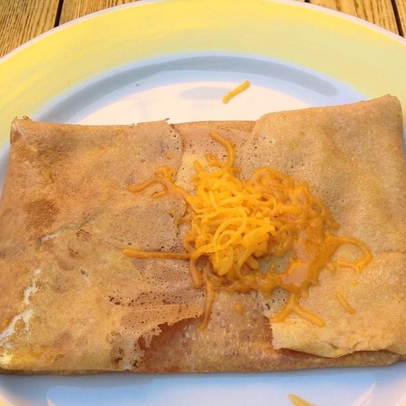 Cheese Crepe - Banana Cafe, Key West, FL