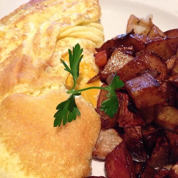 Phillis Weatley Omelette - Eli's Table, Charleston, SC