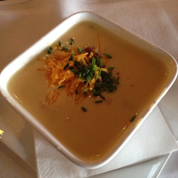 Beer Cheese Soup - Oli's Fashion Cuisine - Wellington, Wellington, FL