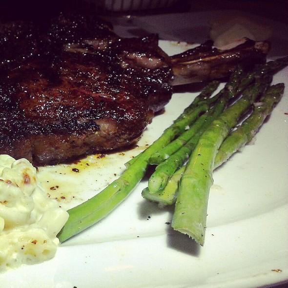 Sauteed Asparagus - Mastro's City Hall Steakhouse, Scottsdale, AZ