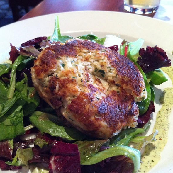 Maryland Style Crab Cake - City Cellar Wine Bar & Grill - West Palm Beach, West Palm Beach, FL