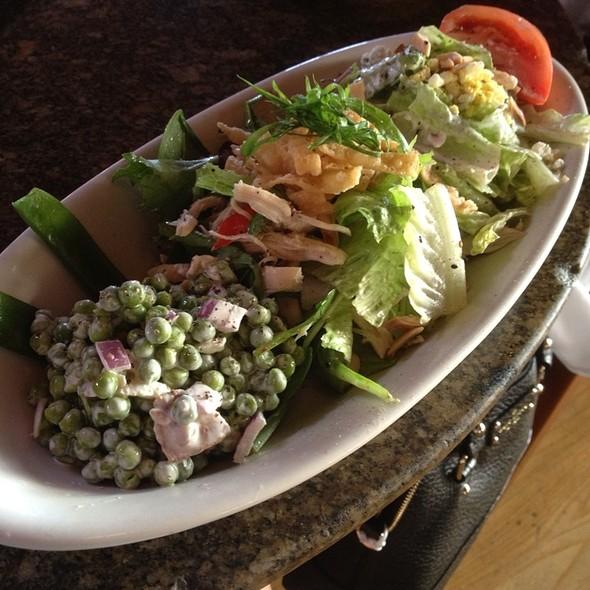 Three Salad Sampler - Ryan's Grill, Honolulu, HI