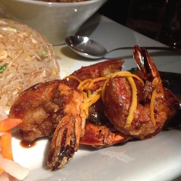 Mango Lemon Shrimp - Steel Restaurant & Lounge - Dallas, Dallas, TX