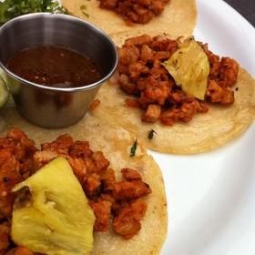Al Pastor Taco - Paloma Blanca Mexican Cuisine, San Antonio, TX
