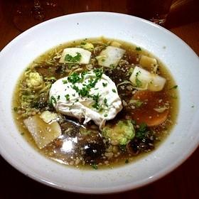 Soup - Rumours East, Nashville, TN