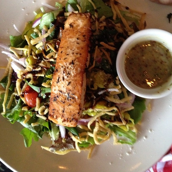 Salmon salad - Maggiano's - Nashville, Nashville, TN