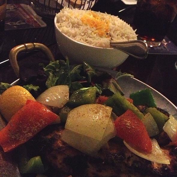 Salmon - Rasoi Indian Kitchen, Washington, DC