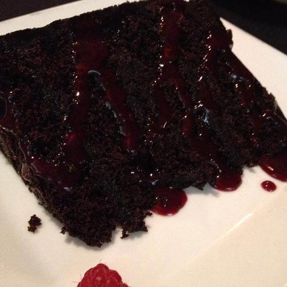 5 Layer Chocolate Cake - Mezzanotte Ristorante, Cypress, TX