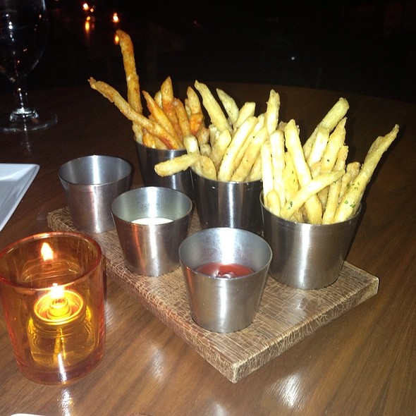 French Fries - Bourbon Steak at The Fairmont Scottsdale Princess, Scottsdale, AZ