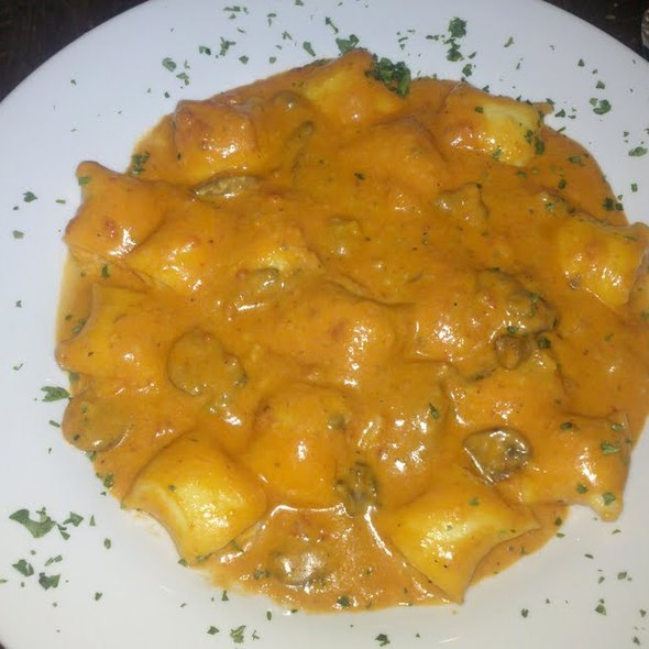 Stuffed Gnocchi - La Gondola - Ashland, Chicago, IL