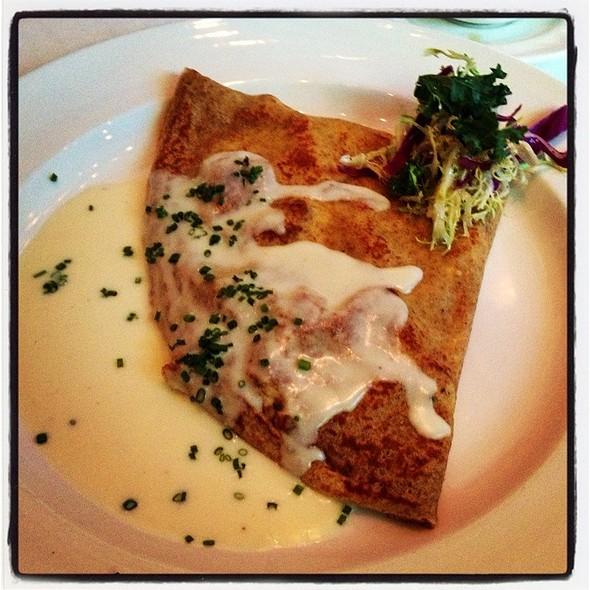Chicken, Brie, And Apple Crepe - Mon Ami Gabi - Las Vegas - Main Dining Room, Las Vegas, NV