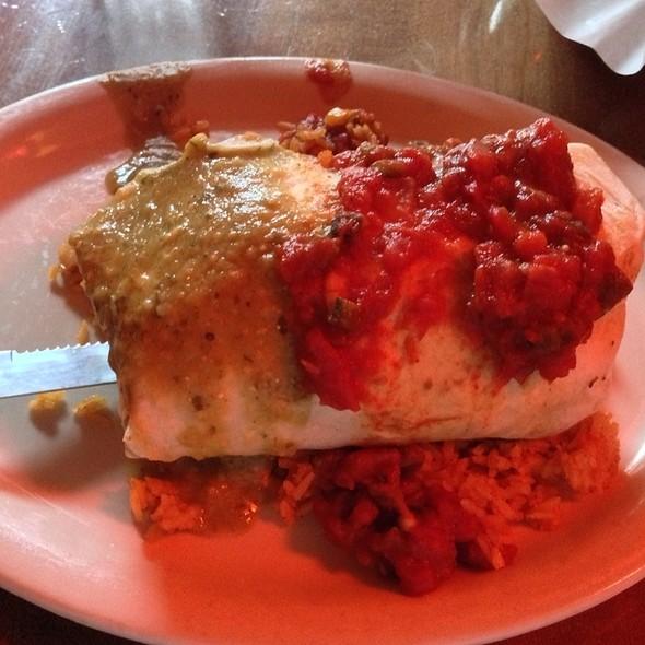 Burrito Carlito - Ostra at Mokara Hotel & Spa, San Antonio, TX