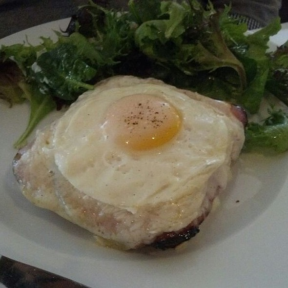 Croque Madame - Granite Hill, Philadelphia, PA
