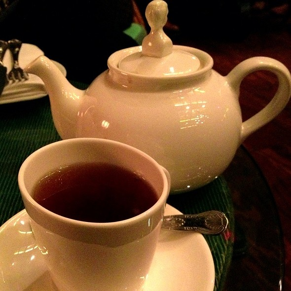Yanno Gold Tea - Sketch Lecture Room and Library, London