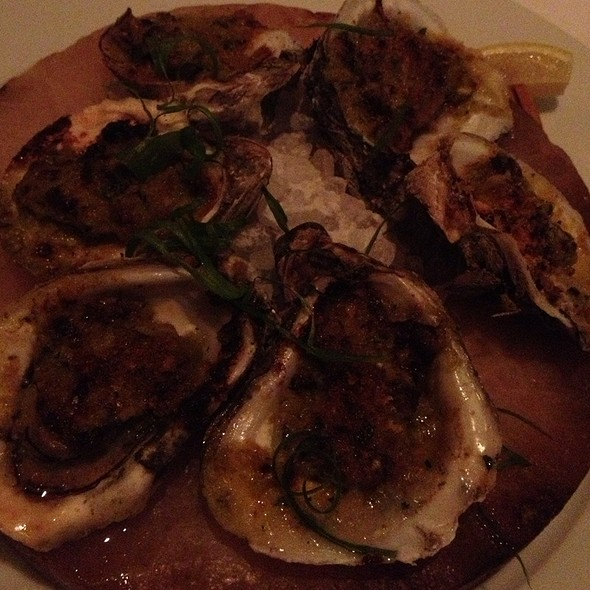 Oysters R'evolution - Restaurant R'evolution, New Orleans, LA