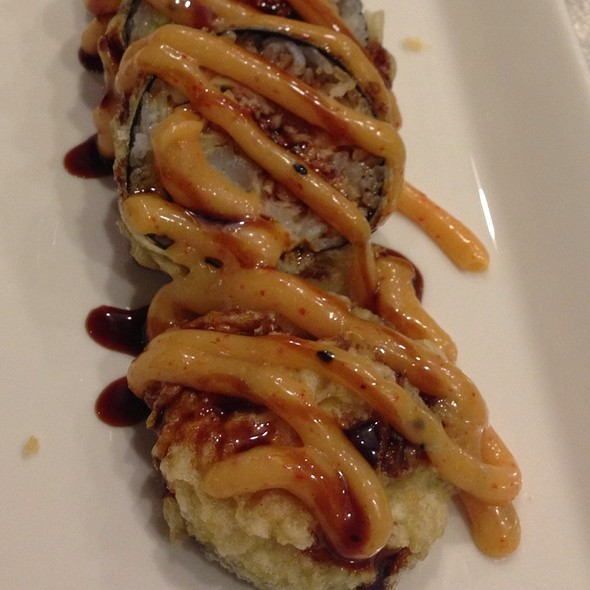 King Kong Roll - Chef Soon Contemporary Sushi and Bar, Woodridge, IL