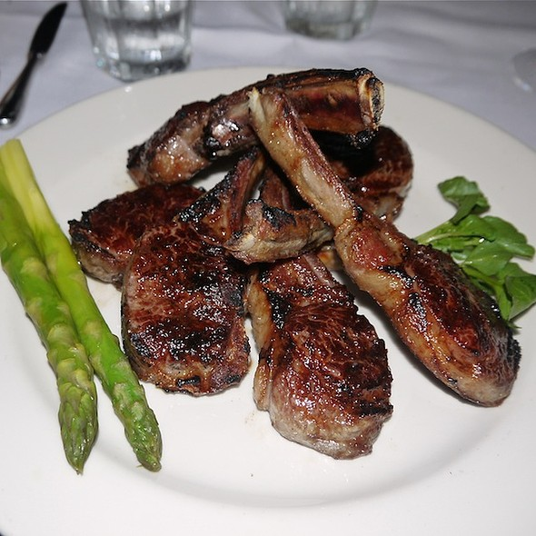 Lamb Chops - Bobby Van's Park Avenue - 'The Original', New York, NY