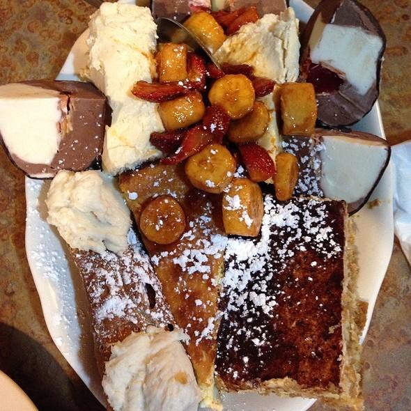 Dessert Plate - La Mela, New York, NY