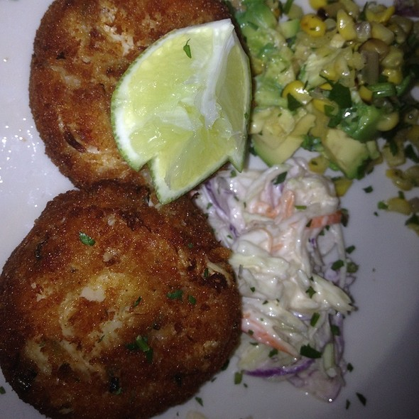 Crab Cakes - Iguana, New York, NY