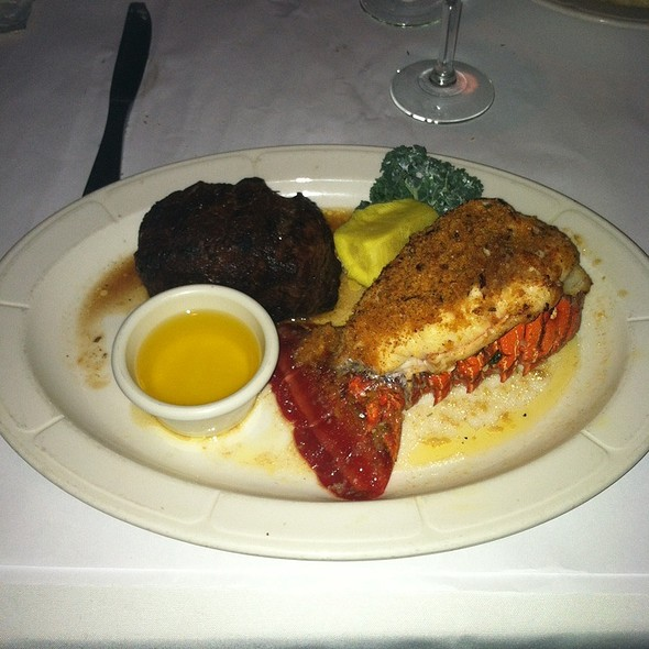 Surf And Turf - Frank's Steaks - Rockville Centre, Rockville Centre, NY