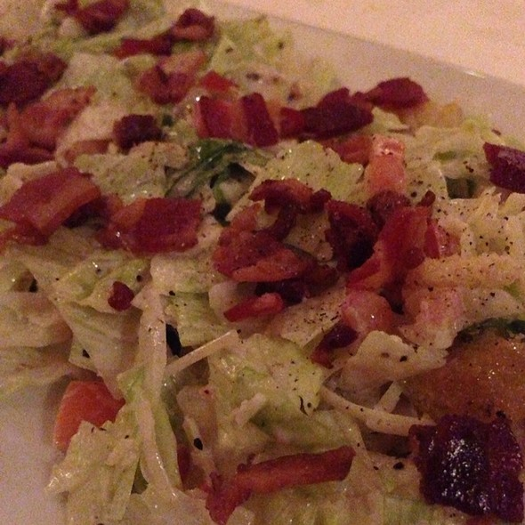 Caesar Salad With Bacon - Adelle's, Wheaton, IL