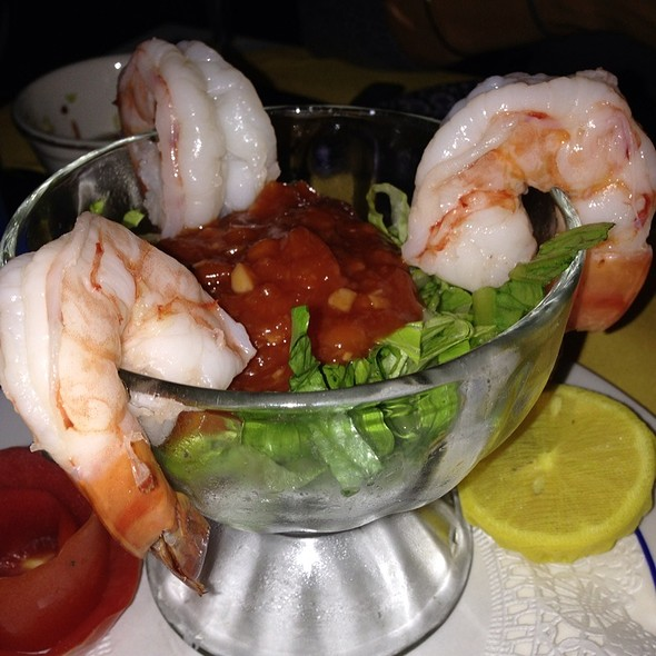 Shrimp Cocktail - Cafe Vico Ristorante, Fort Lauderdale, FL