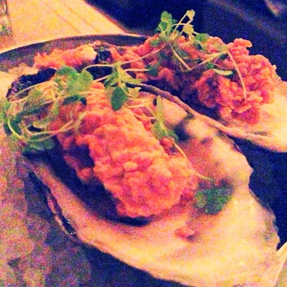 fried oysters - The Mermaid Oyster Bar, New York, NY