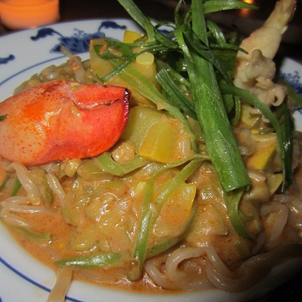 Fresh Noodles With Lobster - Macao Trading Company, New York, NY